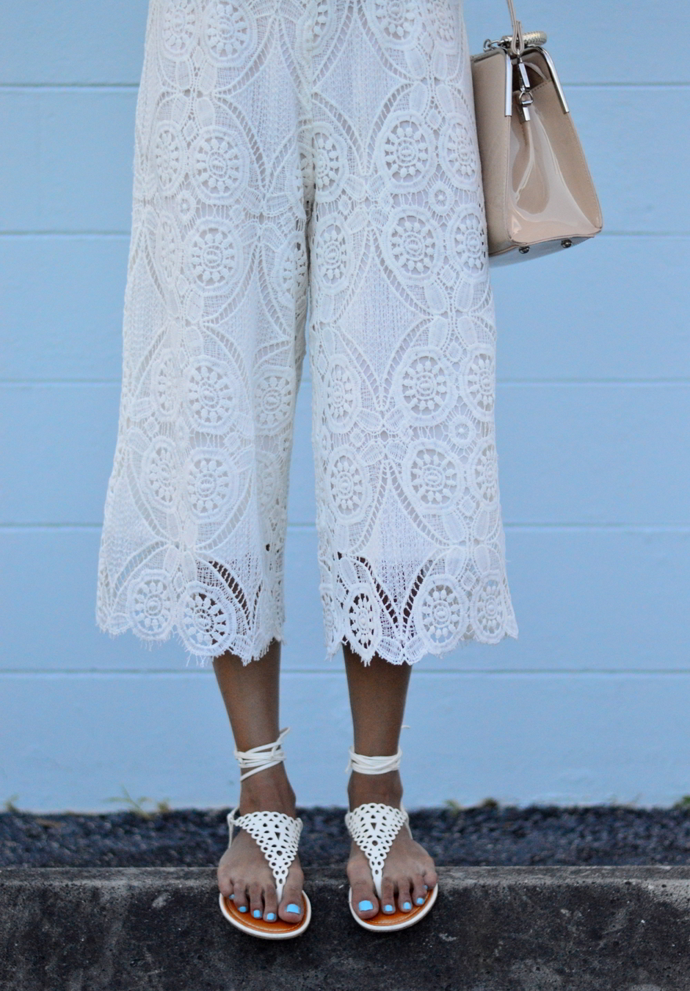 striped-cold-shoulder-lace-culottes-vacation-florida-summer-blogger-style 8