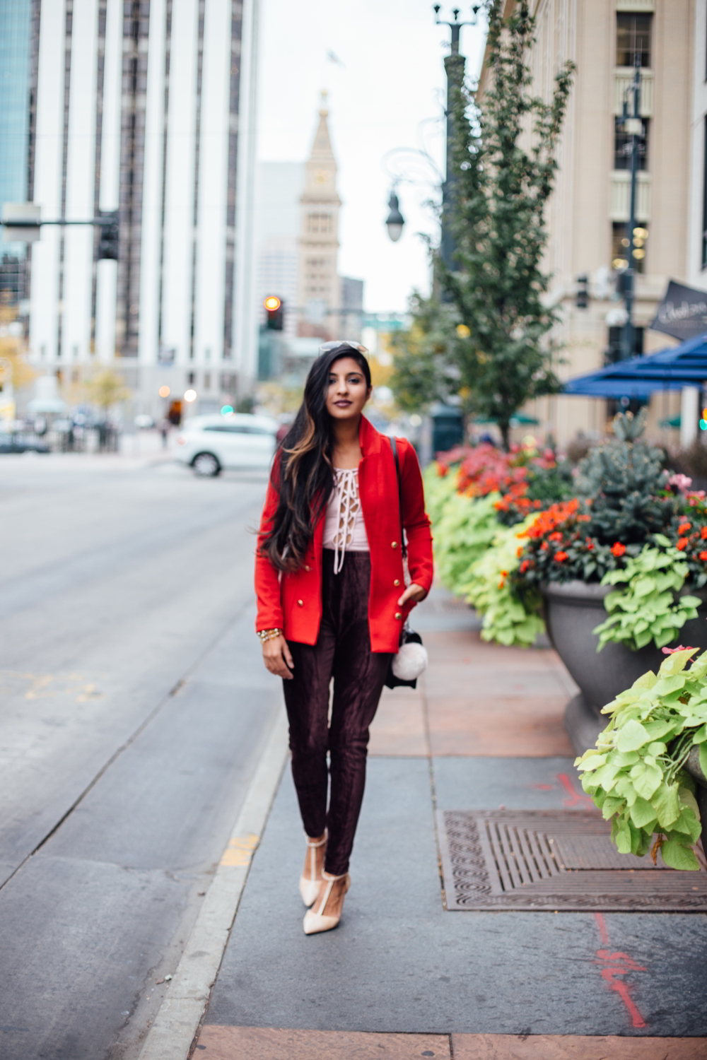 velvet-burgundy-pants-red-holiday-season-style-blogger-outfit 1