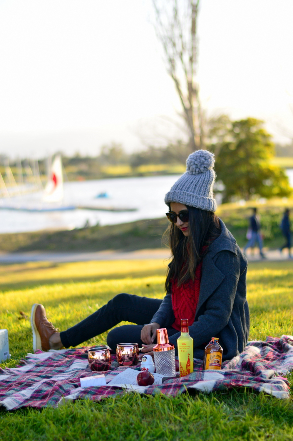 valentines-day-picnic-park-winter-outfit-style-blogger-fashion 1