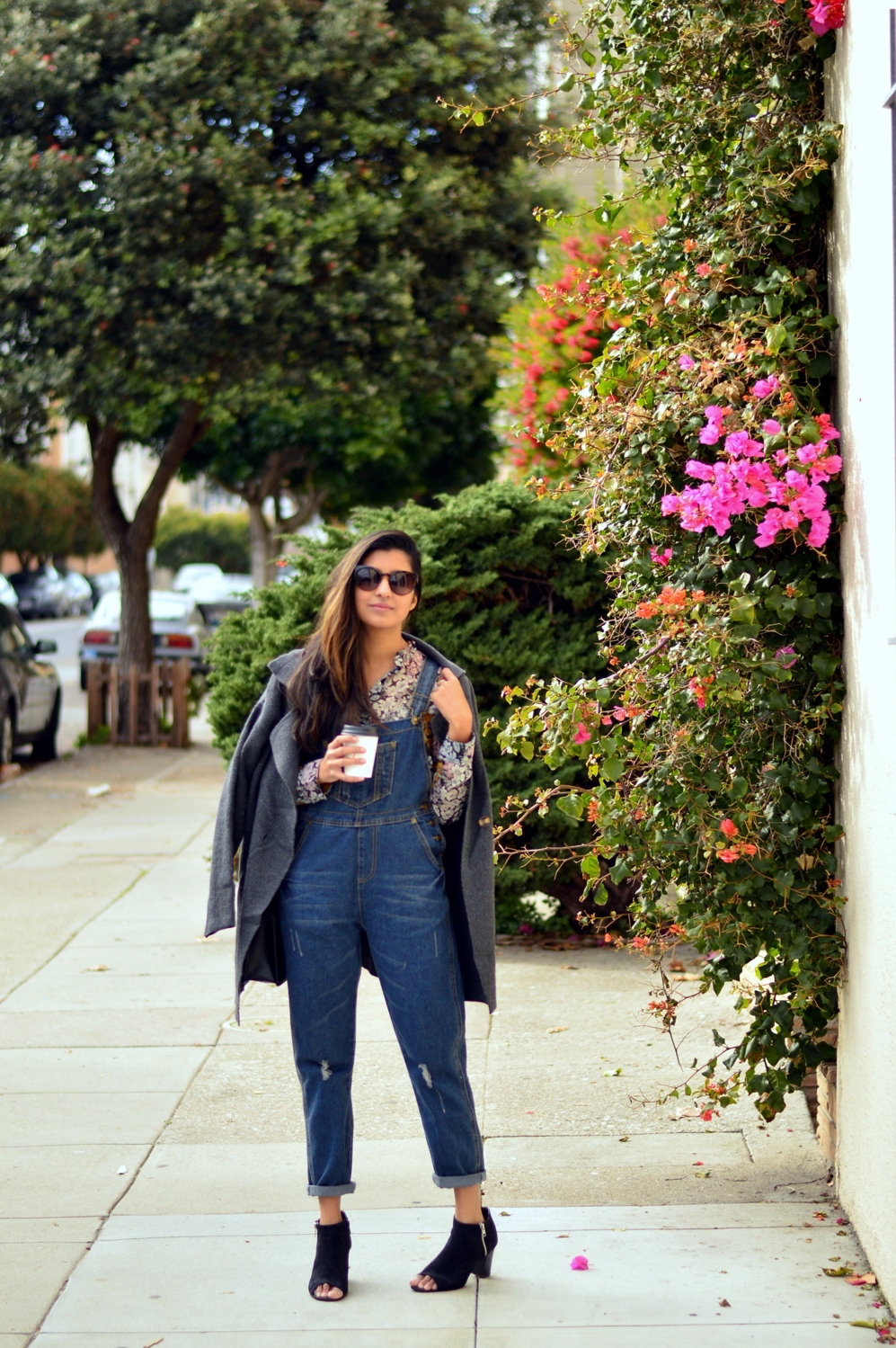 boyfriend-overalls-floral-blouse-spring-style-bud-stop-san-francisco-blogger-outfit 6