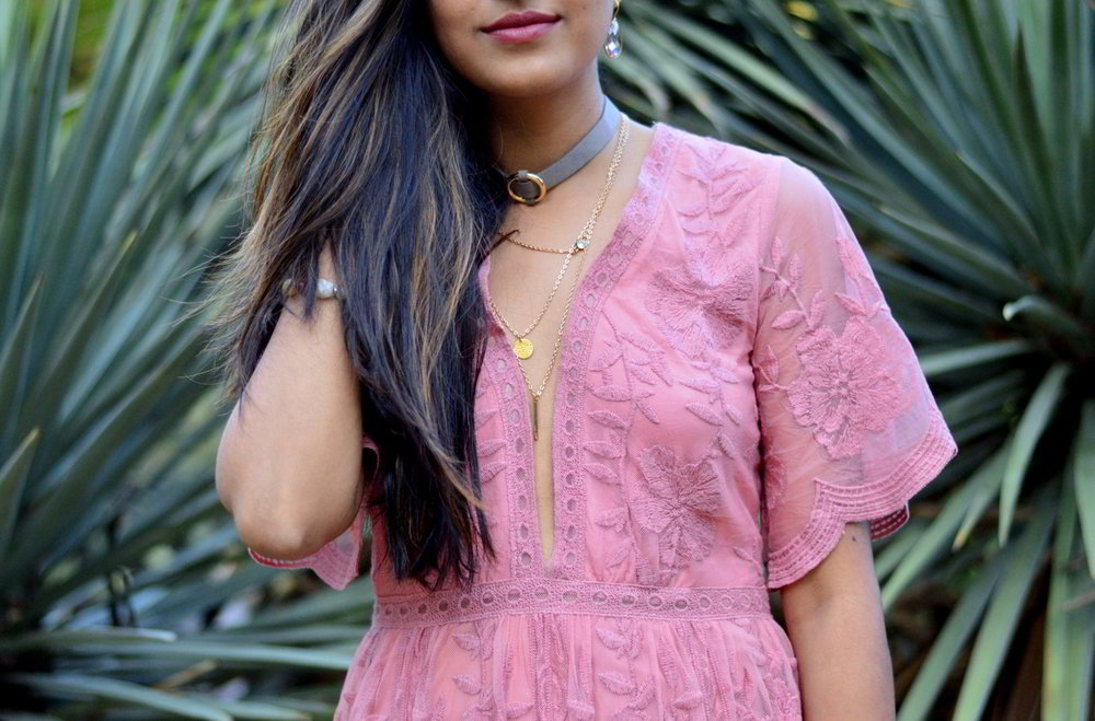 pink-lace-maxi-romper-boho-festival-fashion-bohemian-style-desert-blogger-outfit 6