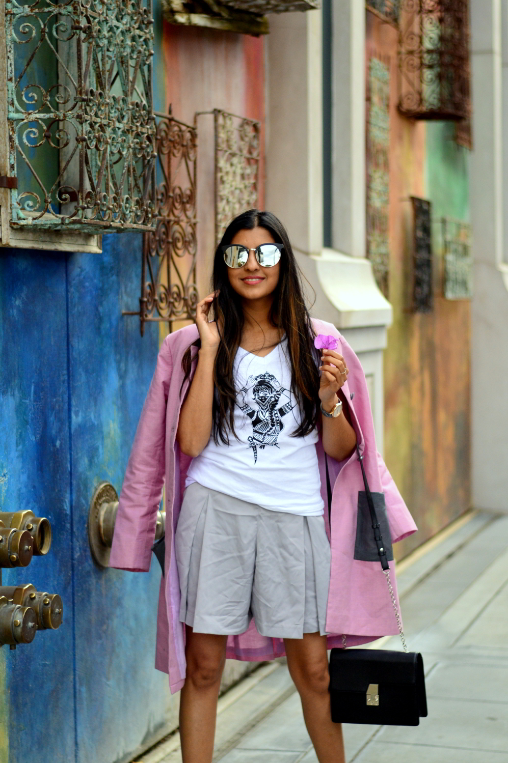 pink-coat-summer-layers-bay-area-style-blogger-outfit 2