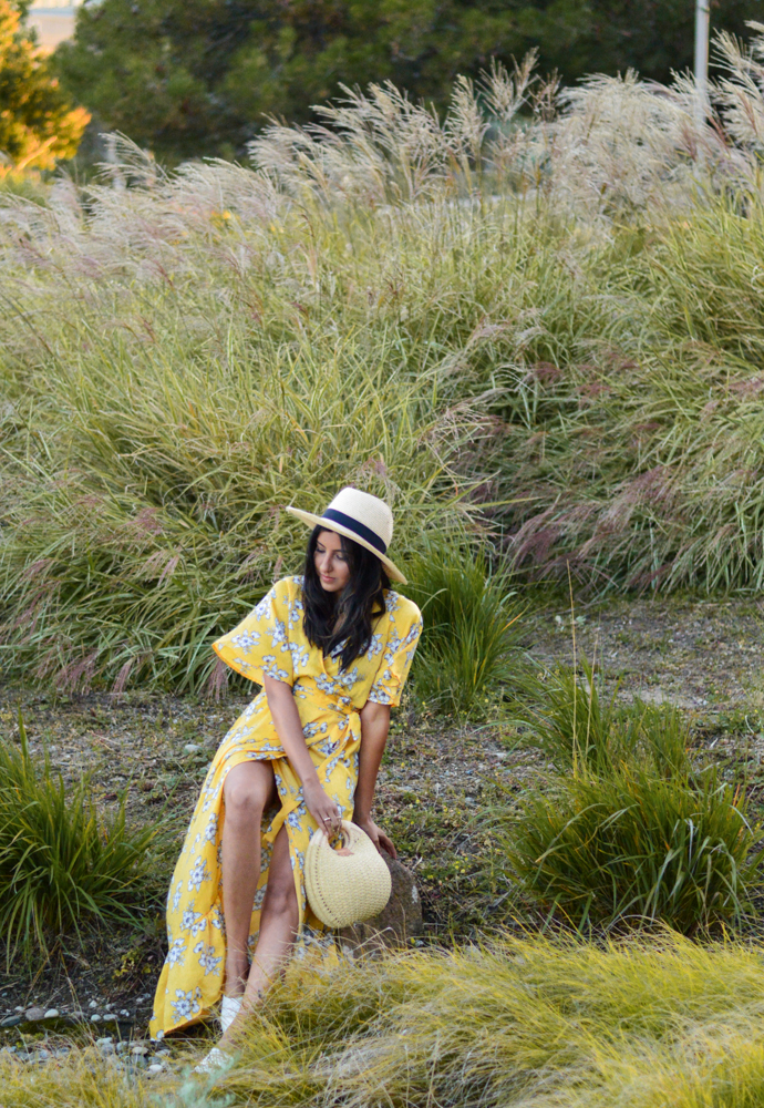 yellow-floral-maxi-dress-summer-style-blogger-outfit 7