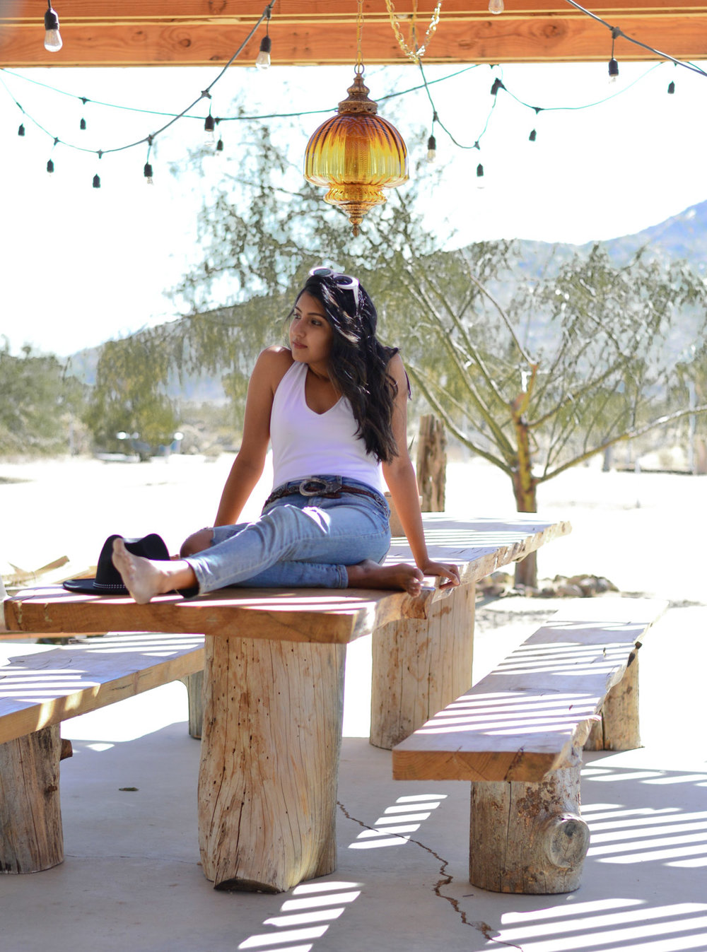 joshua-tree-boho-desert-chic-california-travel-airbnb-blogger-outfit 16