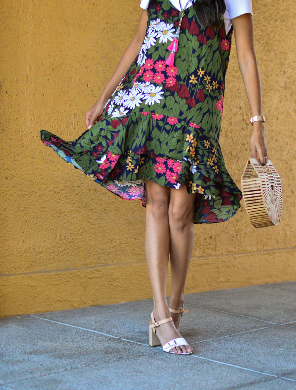 fall-florals-slip-dress-fashion-blogger-ruffles 4