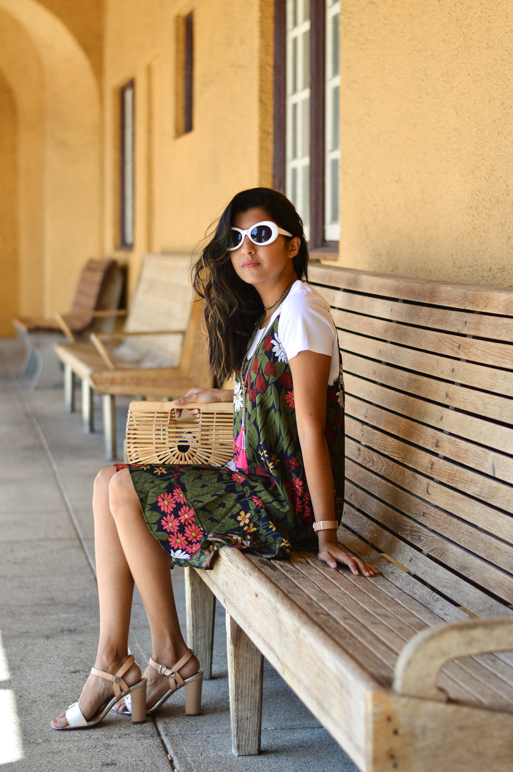 fall-florals-slip-dress-fashion-blogger-white-oval-sunglasses 6