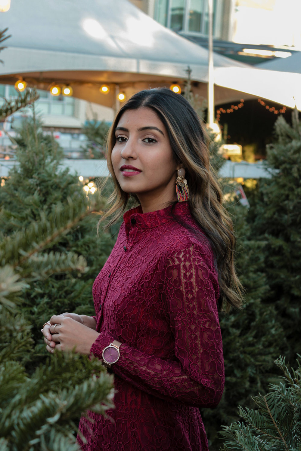 christmas-tree-farm-maxi-dress-holiday-party-style 5