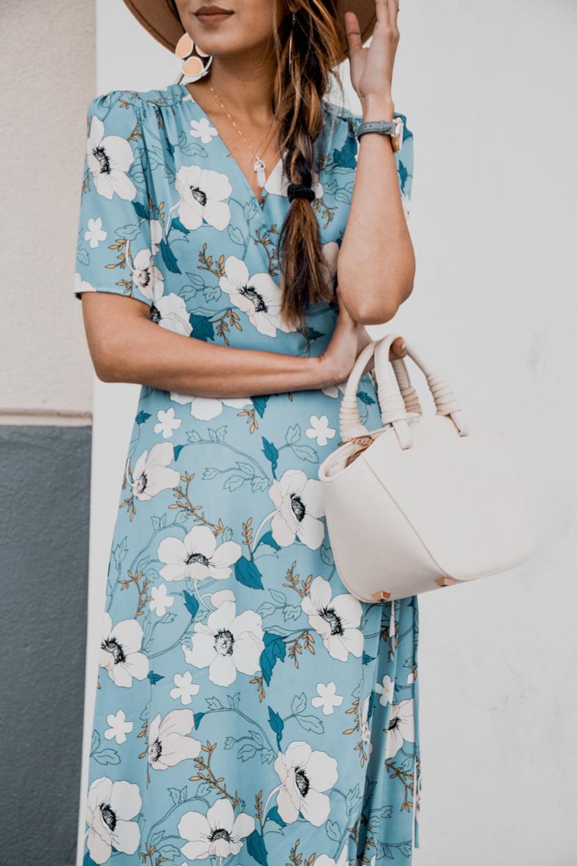 summer-floral-printed-dress-blogger 4