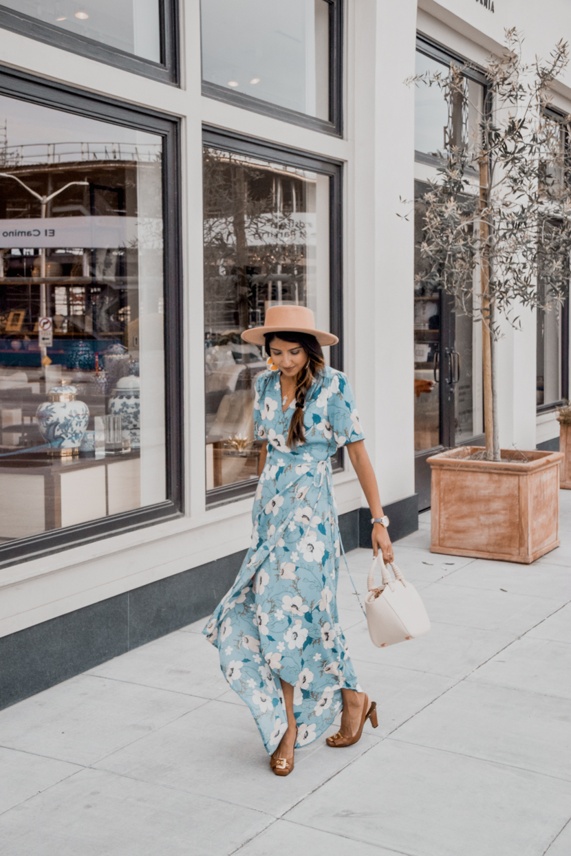 wrap-maxi-dress-summer-florals-blogger 6