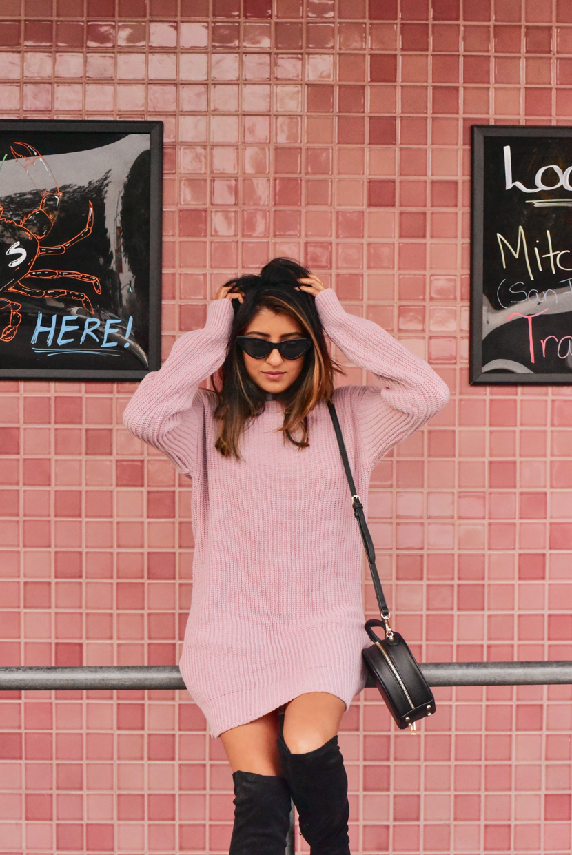 sweater-dress-fashion-style-blogger 9