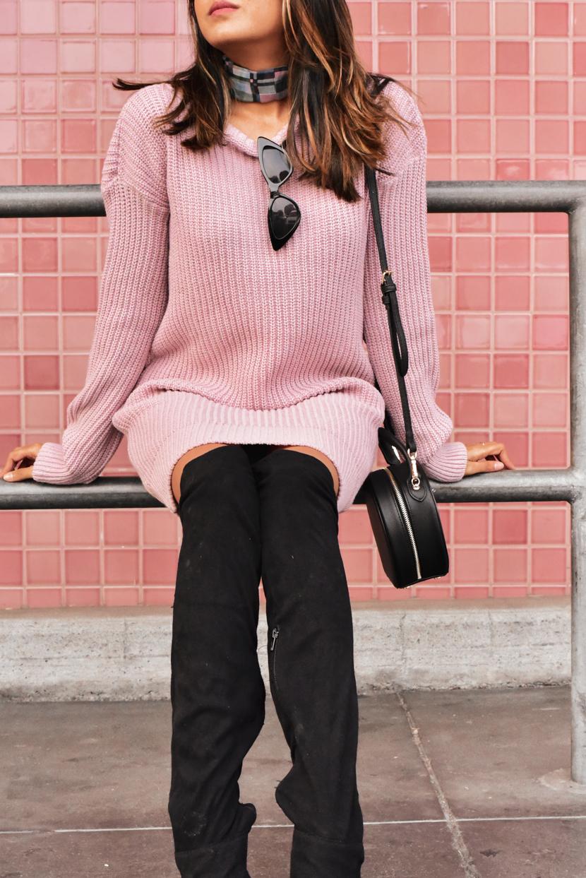 sweater-dress-thigh-high-boots-blogger 11