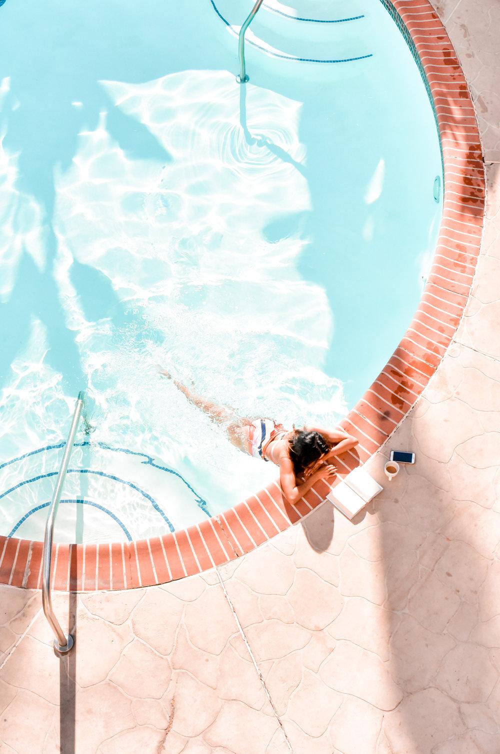 swimming-pool-montecito-inn-santa-barbara 2