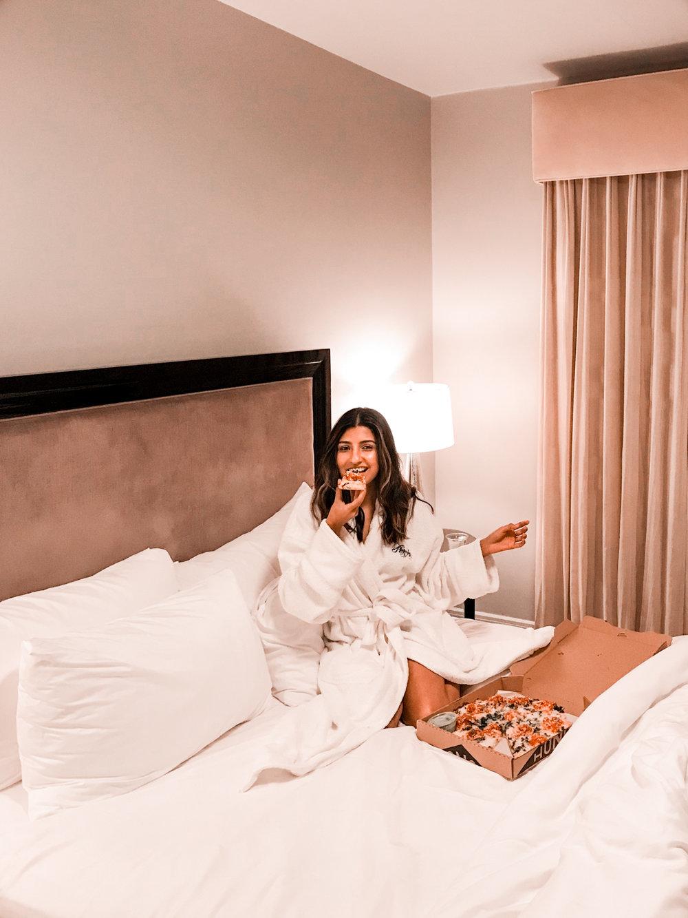 montecito-inn-staycation-travel-blogger 4