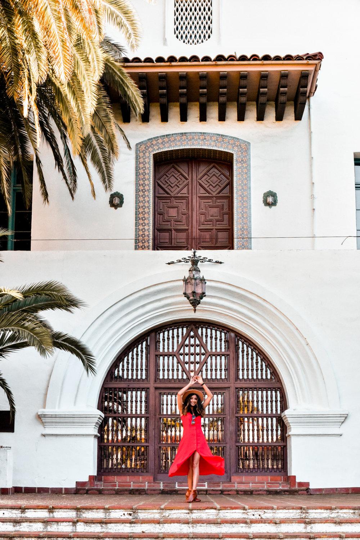 santa-barbara-courthouse-travel-blogger 5