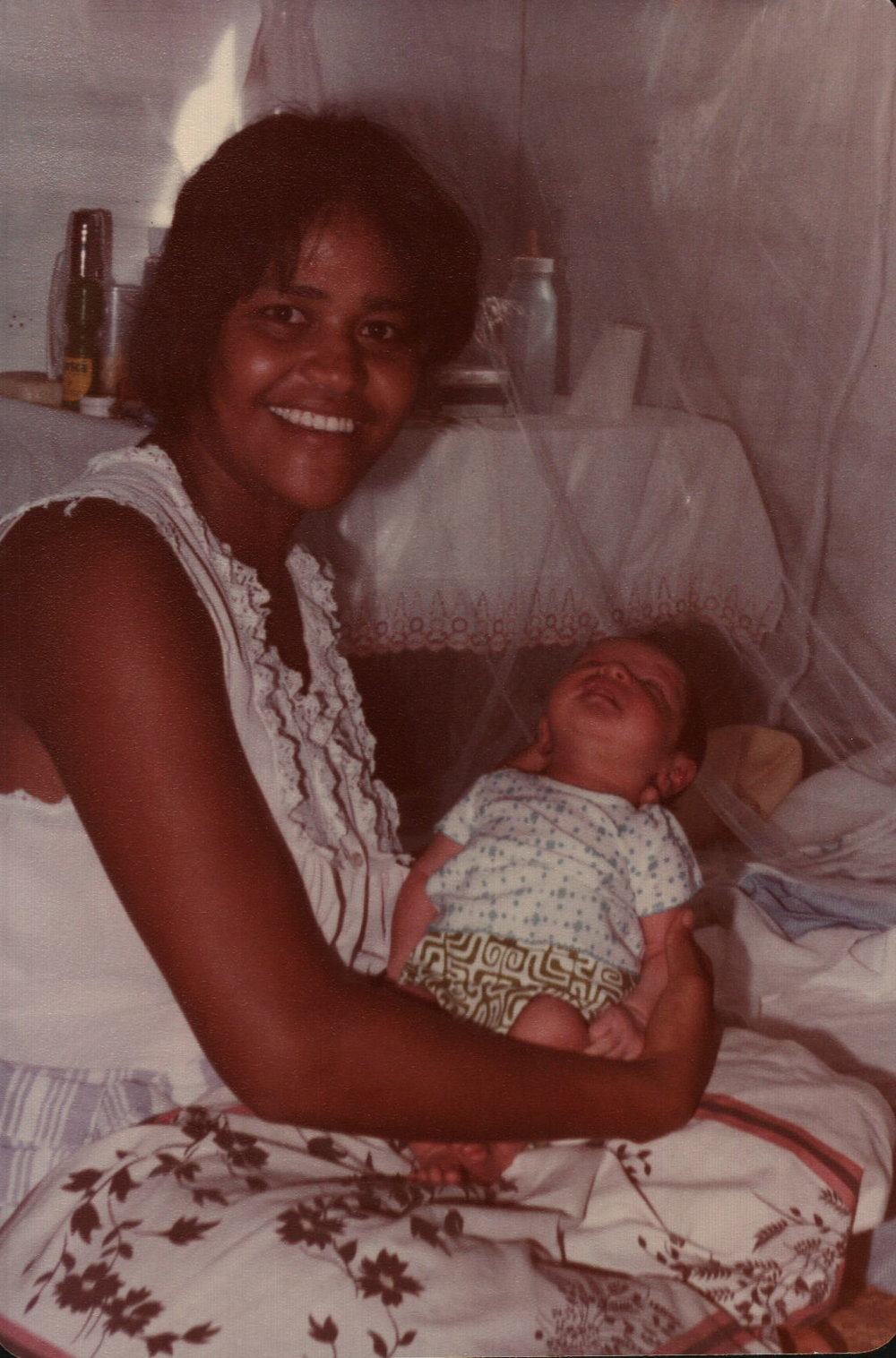 February 2nd, 1982, Nicholas was born in the Hospital in Vava'u -