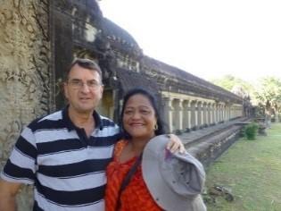 - Angkor Wat, Cambodia
