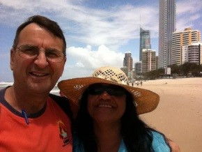 - Surfer's Paradise, Queensland