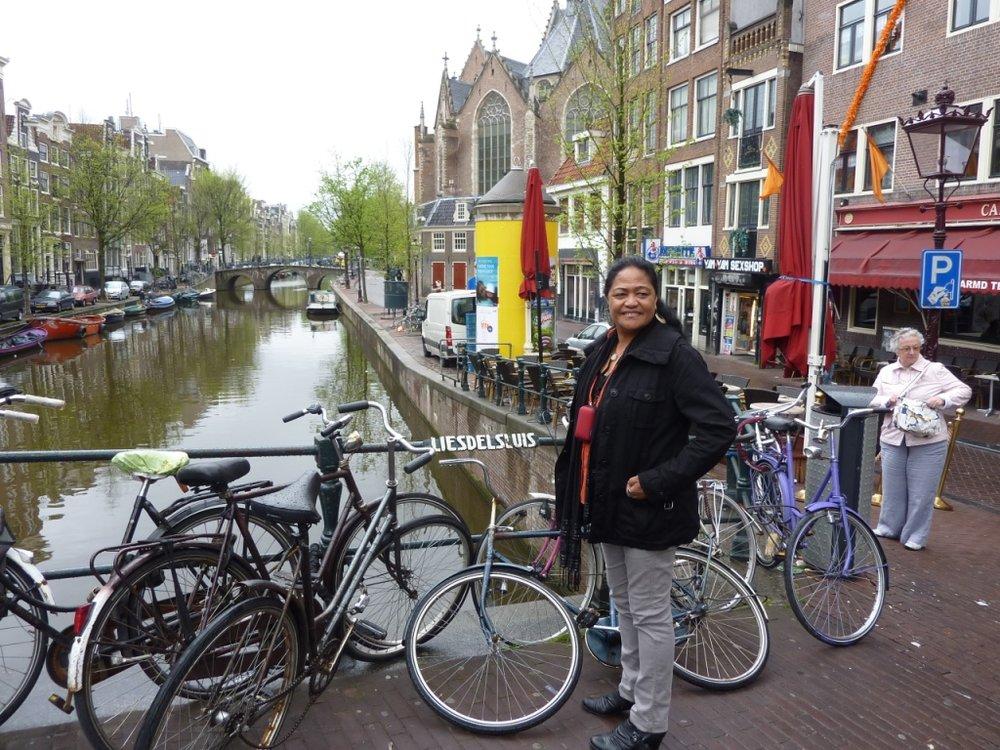 - Amsterdam, Netherlands