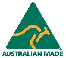 The Australian Made Logo is Australia's most trusted and recognised symbol for products that are made here in Australia.  It is a registered certification trademark and can only be used on products that meet the criteria set out in Australian Consumer Law.