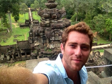 ANGKOR WAT: SIEM REAP, CAMBODIA