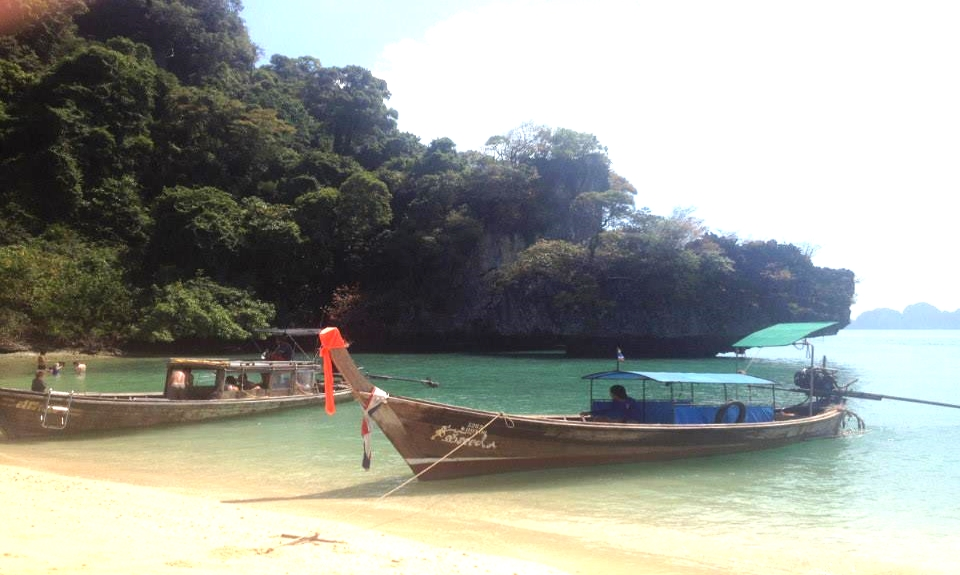 KO YAO, THAILAND: JAMES BOND ISLAND