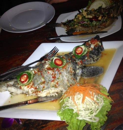 THAILAND FOOD: KOH YAO NOI