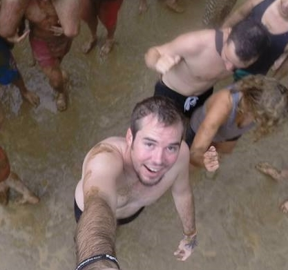 Vang Vieng, Laos:  Home of ultimate backpacker tubing, muddy basketball, and wild parties.