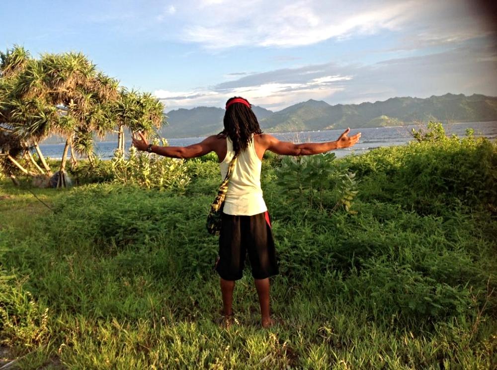 PARADISE: GILI TRAWANGAN ISLAND, INDONESIA