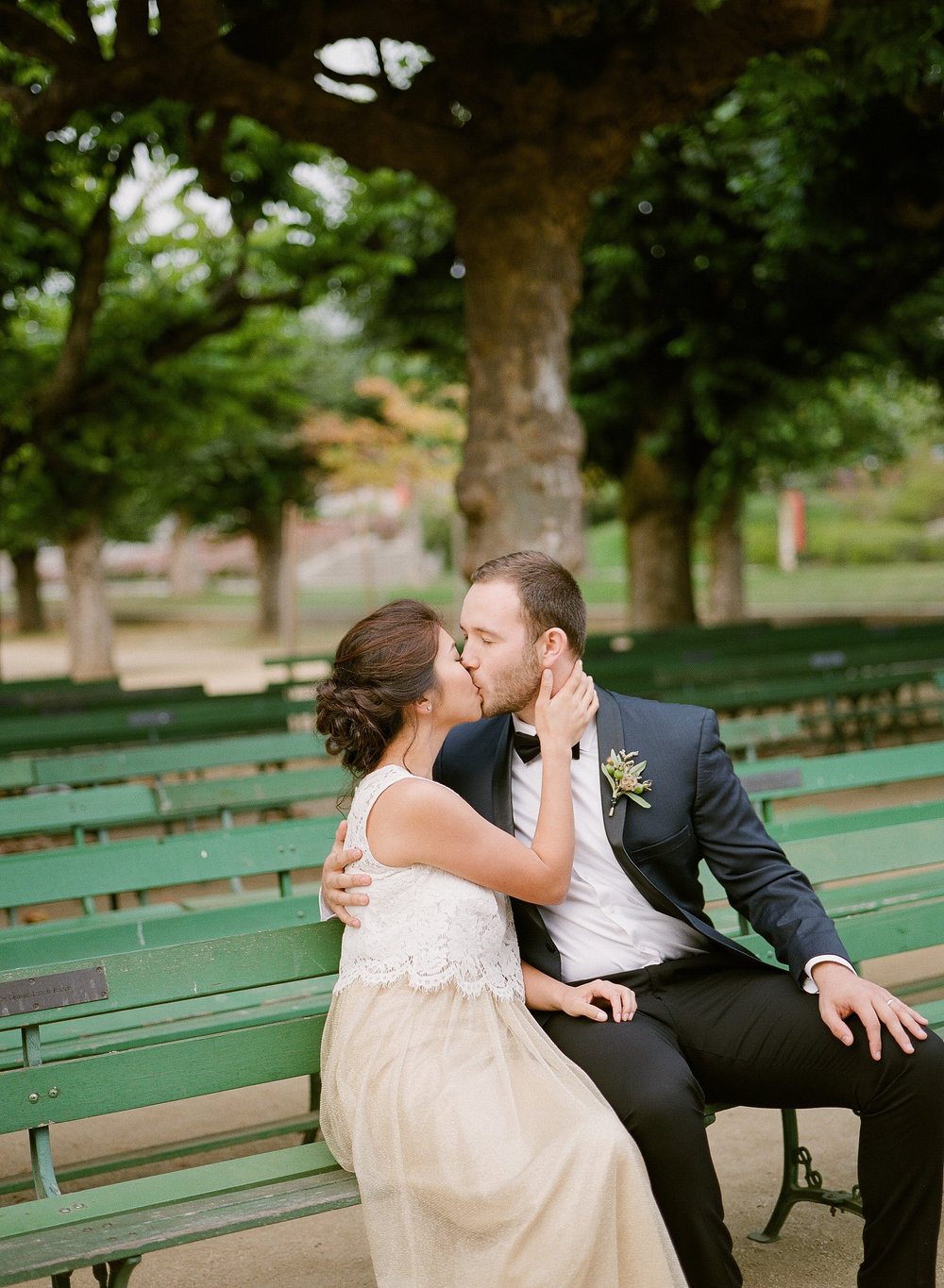 golden gate park - styled shoot
