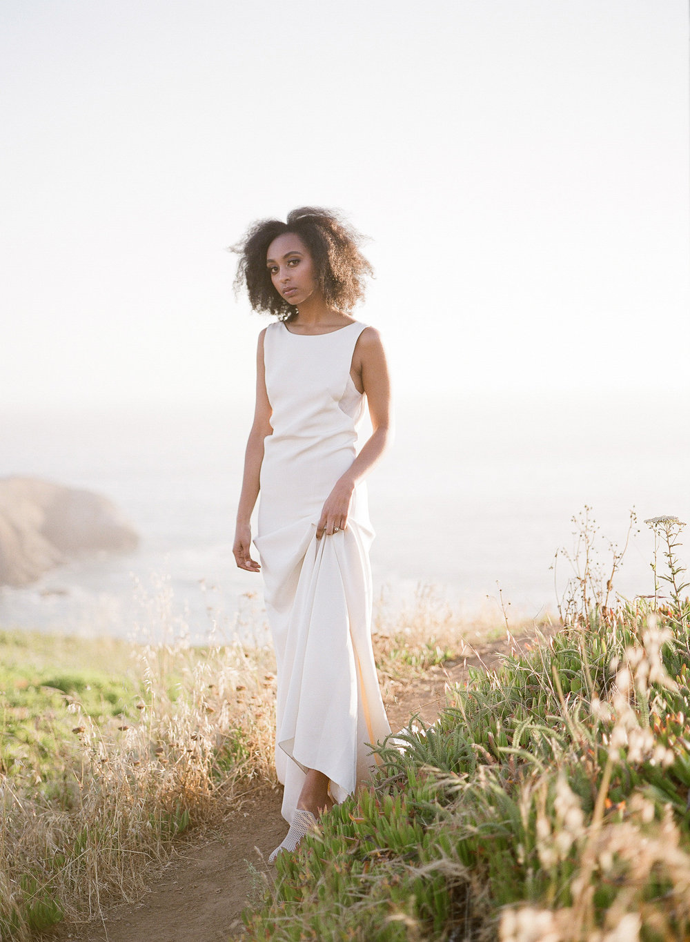 marin headlands - floravere styled shoot