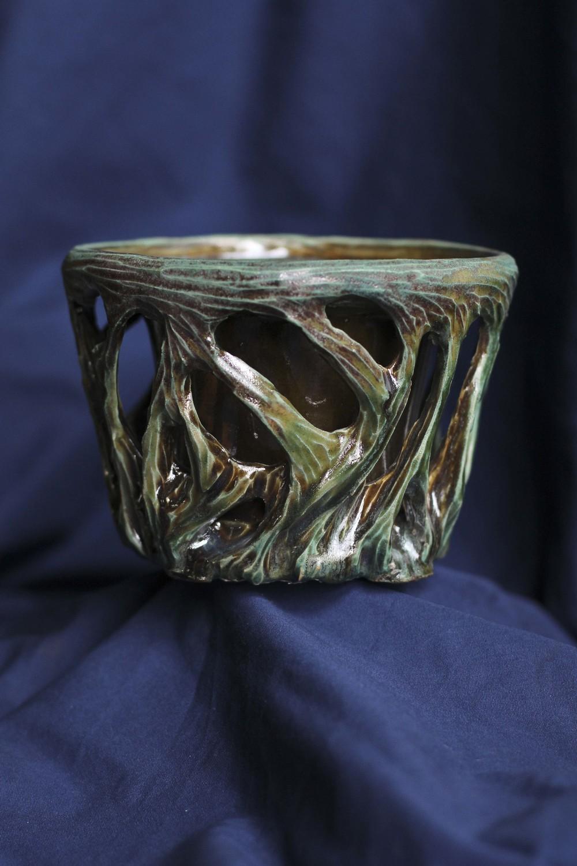 4.25x5.75, 2014, White Stoneware
