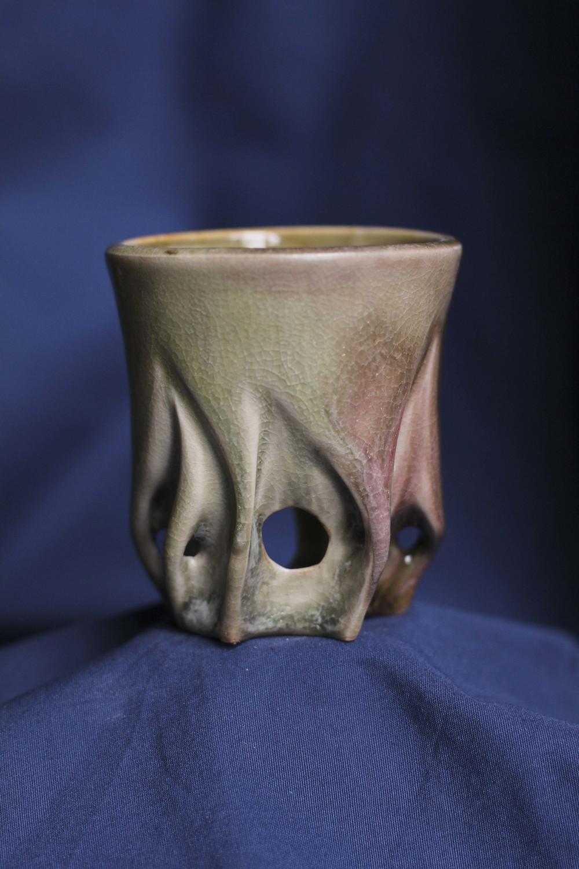 3.5x3, 2014, Porcelain