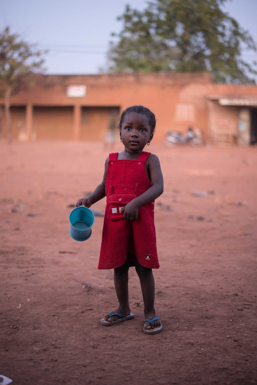 Christine, Burkina Faso, 2016