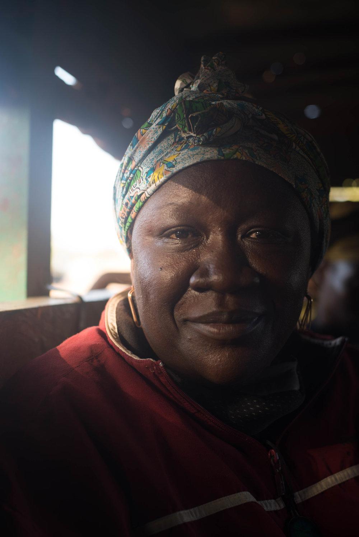 Madame Dioma, Burkina Faso, 2015