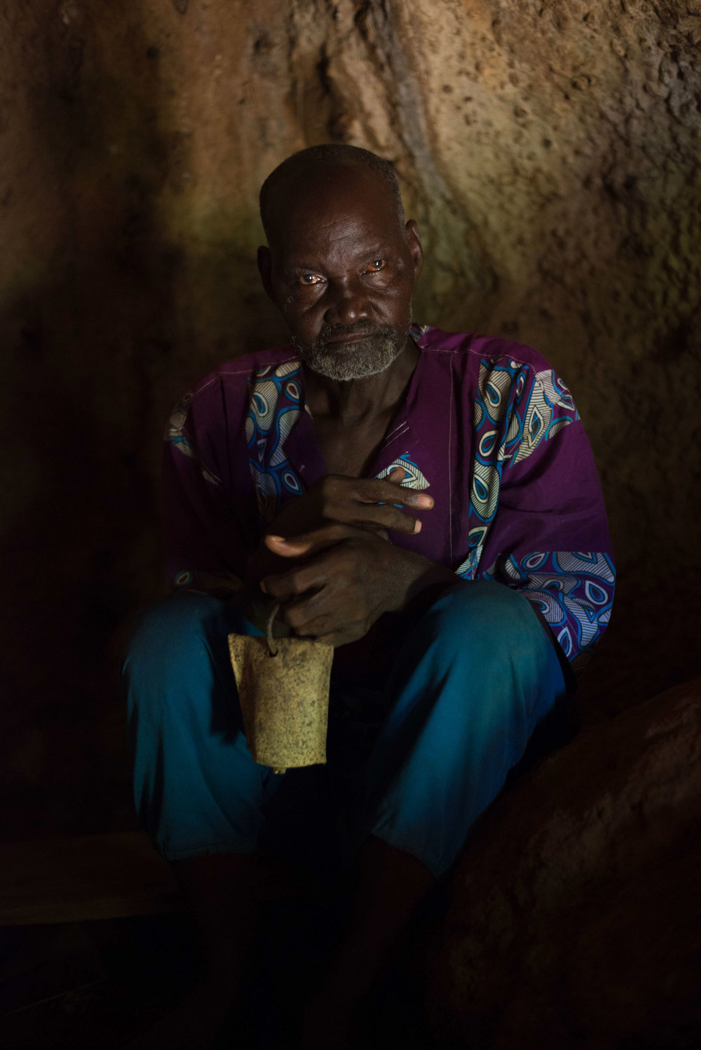 In the Baobab, Burkina Faso, 2016