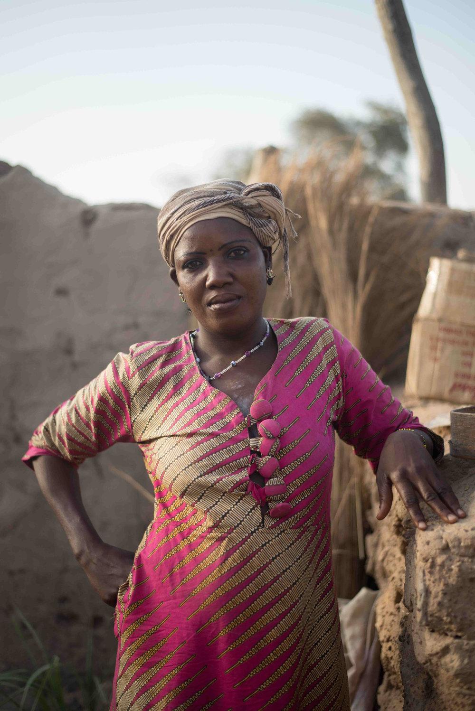 Abiba, Burkina Faso, 2015