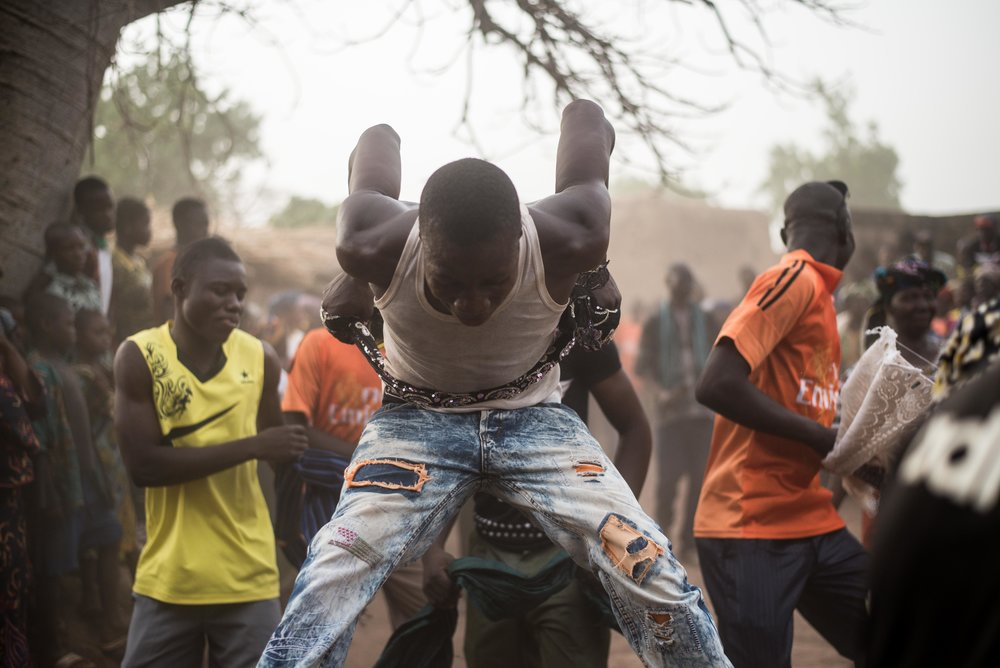 Diontala, Burkina Faso, 2015