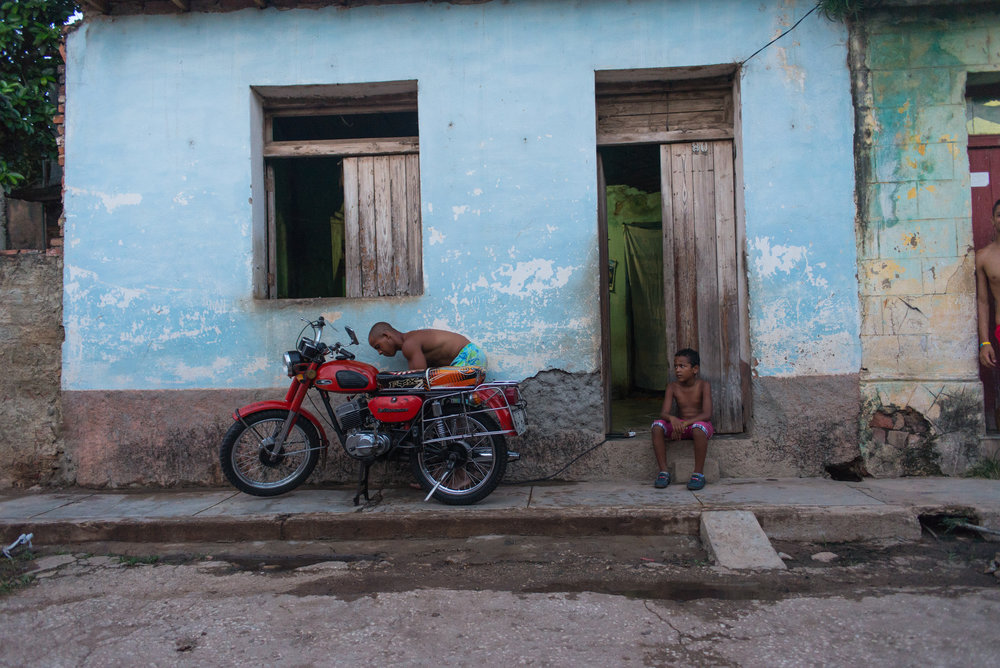 Cuba, 2017