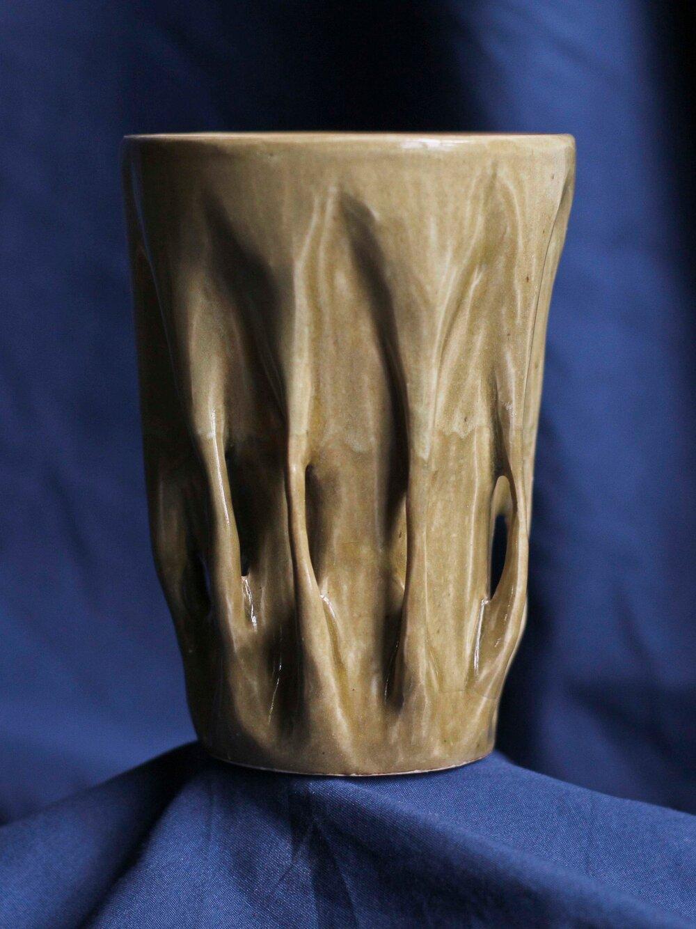 5.25x3.75, 2014, White Stoneware
