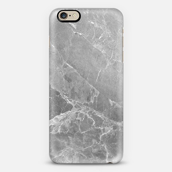 GREY MARBLE Phone Case on Casetify.com