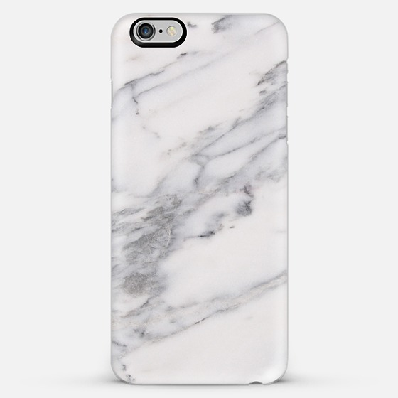 WHITE MARBLE 2 Phone Case on Casetify.com