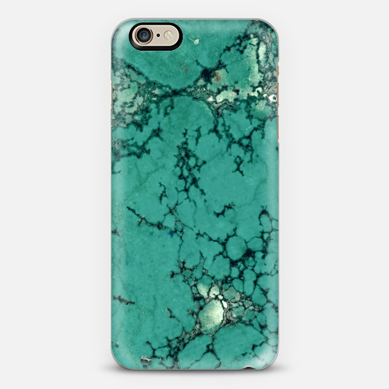 TURQUOISE Phone Case on Casetify.com