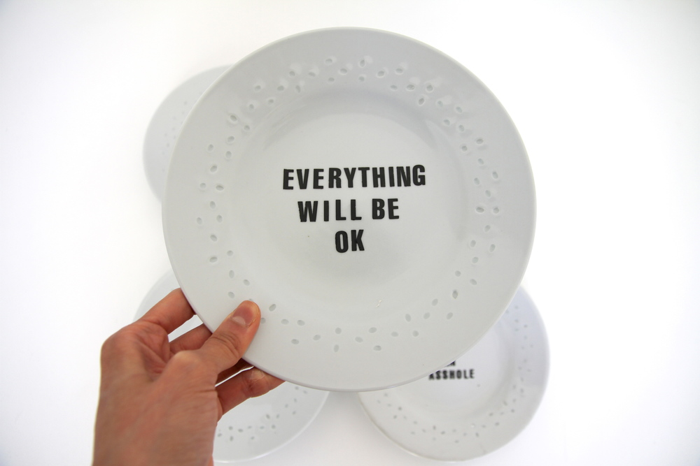 ANGER MANAGEMENT PLATES