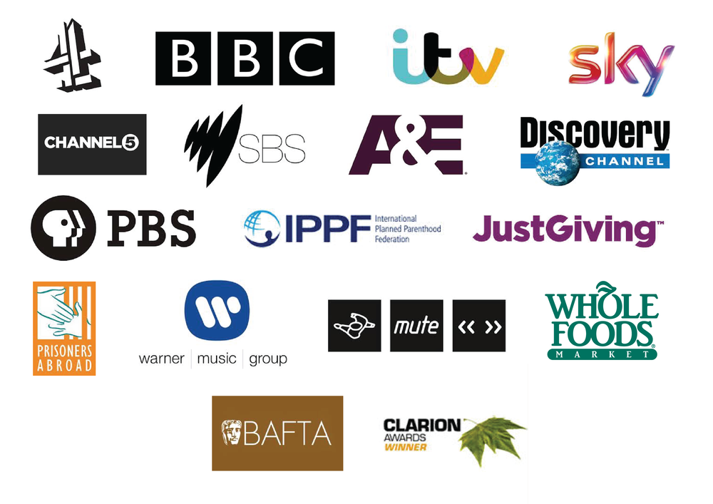 christmas tv & film clients