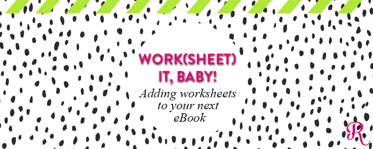Work(sheet) it baby - Raspberry Stripes.jpg