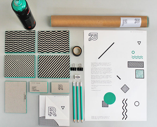BRANDING SUITE BY REVERT DESIGN