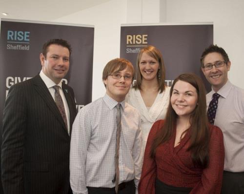 RISE Graduates