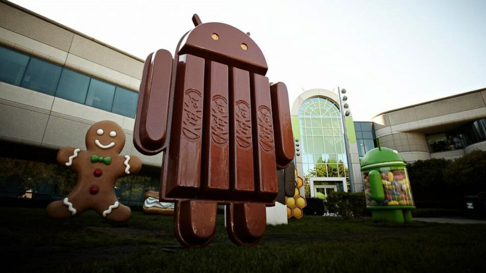 KitKat Android 2