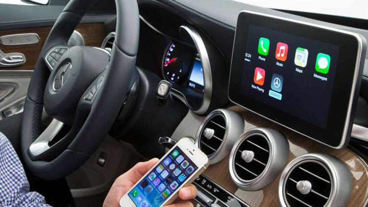 apple car play in car technology