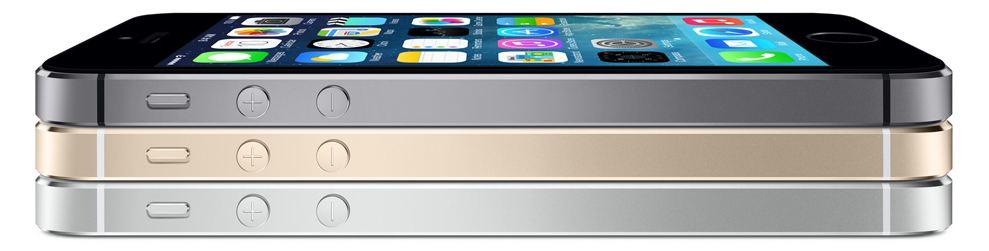 iphone 5s metalic